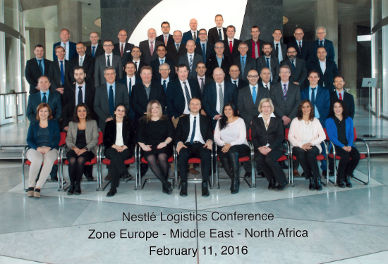 Logistic Conference Vevey 2016 02 11